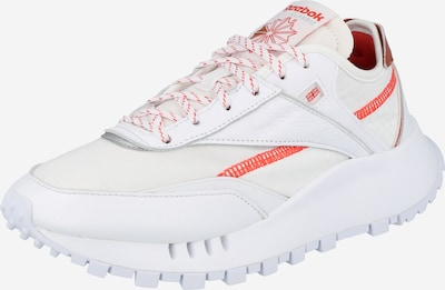 Reebok Classic Sneaker in rot / weiß, Produktansicht