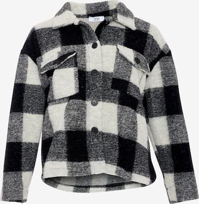 Tiffany Jacke in schwarz / weiß, Produktansicht