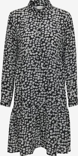 JACQUELINE de YONG Košilové šaty 'Piper' - černá / bílá, Produkt