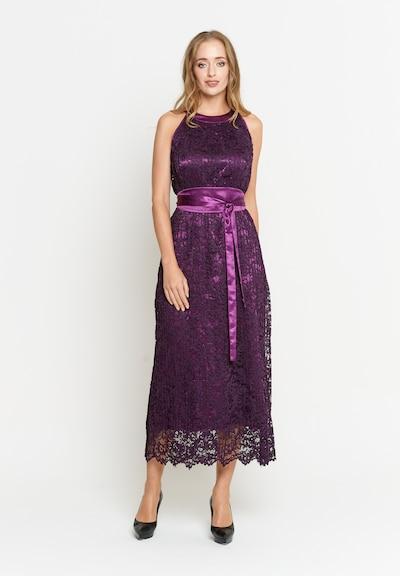 Madam-T Kleid 'Fusia' in lila, Modelansicht