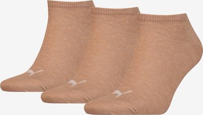 PUMA Chaussettes en beige, Vue avec produit