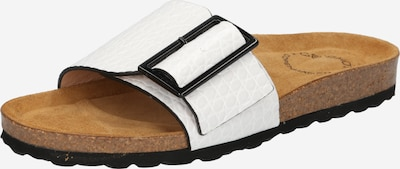 Ca Shott Pantolette in weiß, Produktansicht