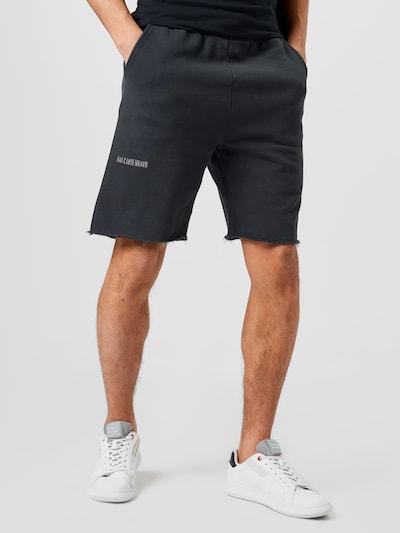 Han Kjøbenhavn Shorts in schwarz, Modelansicht
