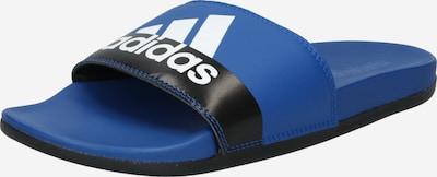 kék / fekete / fehér ADIDAS PERFORMANCE Strandcipő 'ADILETTE', Termék nézet