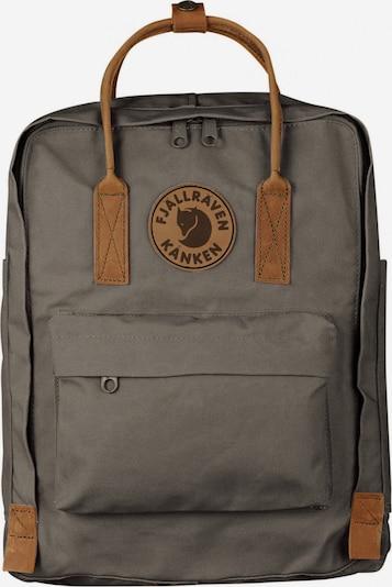 Fjällräven Rucksack 'Kånken No.2' in braun / grau, Produktansicht