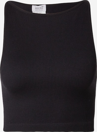 Cotton On Haut 'BENNI' en noir, Vue avec produit