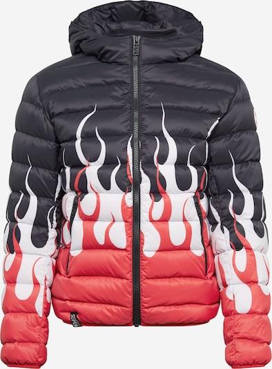 Geacă de primăvară-toamnă 'Flame' Colmar pe roșu deschis / negru / alb, Vizualizare produs