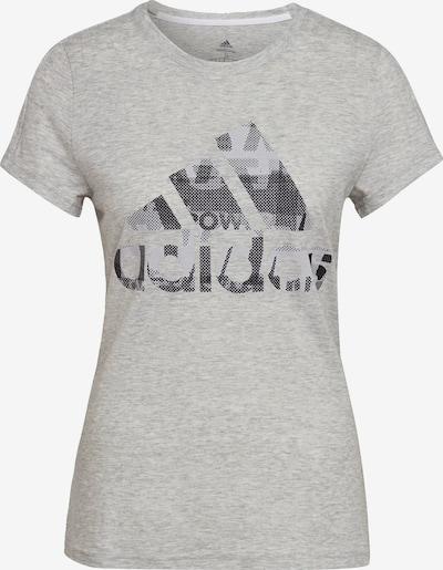 ADIDAS PERFORMANCE Shirt 'Iterations Versatility' in grau, Produktansicht
