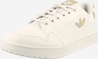 ADIDAS ORIGINALS Sneakers 'NY 90' in Gold / White, Item view