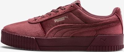 PUMA Sneaker 'Carina' in rot, Produktansicht