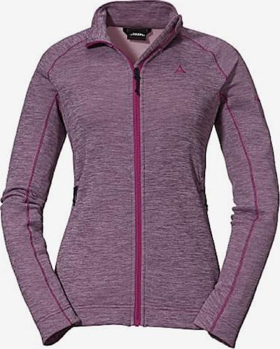 Schöffel Jacke ' TONQUIN ' in lilameliert, Produktansicht