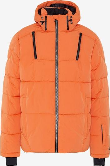 CHIEMSEE Zunanja jakna | oranžna / črna barva, Prikaz izdelka