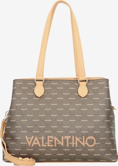 Geantă de umăr 'LIuto' Valentino Bags pe maro deschis / maro închis, Vizualizare produs
