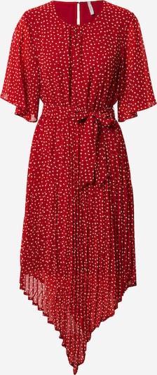 Pepe Jeans Robe 'PILUCA' en rouge / blanc, Vue avec produit