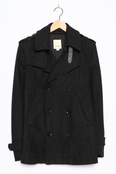 DIESEL Peacoat in M in schwarz, Produktansicht