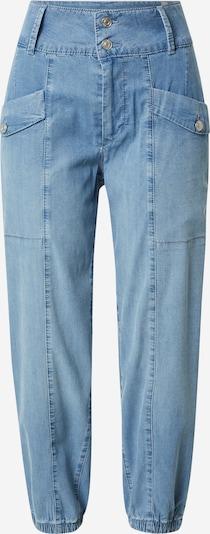 MAC Cargo jeans 'RICH KIRA' in Blue denim, Item view