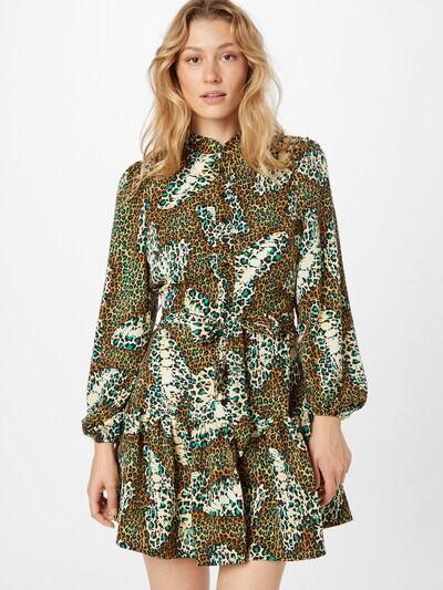 Rochie tip bluză AX Paris pe mai multe culori, Vizualizare model