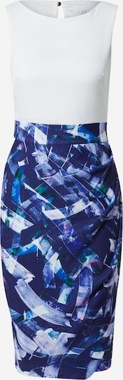 Closet London Jurk in de kleur Lila / Gemengde kleuren / Wit, Productweergave