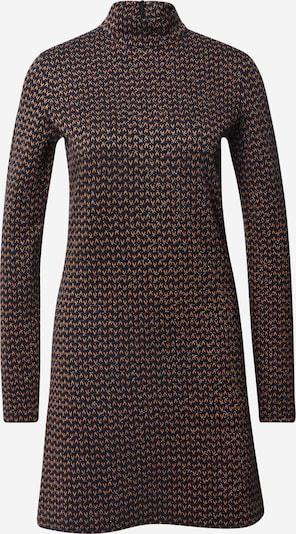 PAUL & JOE Pletena haljina u plava / smeđa / ljubičasta / crna, Pregled proizvoda