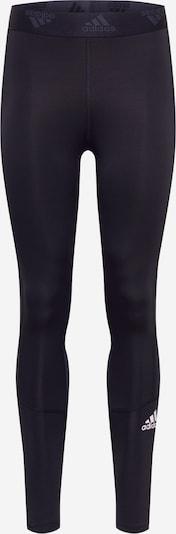 ADIDAS PERFORMANCE Pantalon de sport en noir, Vue avec produit