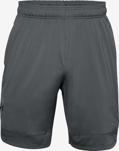UNDER ARMOUR Shorts in grau, Produktansicht