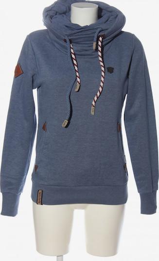 naketano Sweatshirt in S in blau, Produktansicht