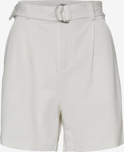 Vero Moda Tall Bandplooibroek 'Eva' in de kleur Offwhite, Productweergave