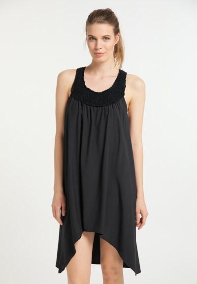 usha BLUE LABEL Sommerkleid in schwarz, Modelansicht