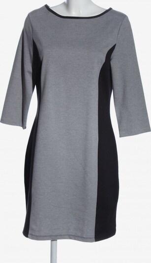 ESPRIT Minikleid in XL in hellgrau / schwarz, Produktansicht