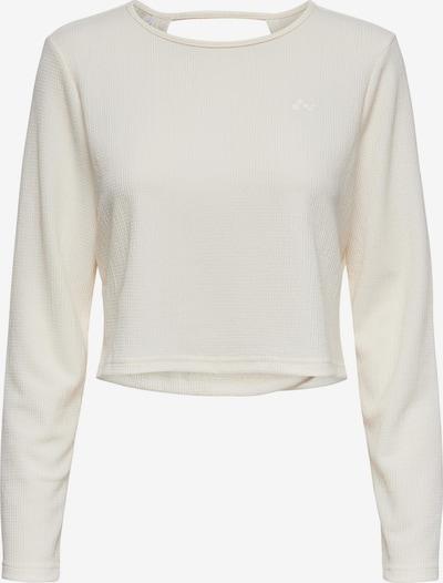 Tricou funcțional 'JEO' ONLY PLAY pe alb, Vizualizare produs
