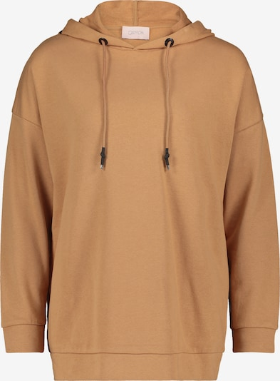 Cartoon Sweatshirt in Light brown / Black, Item view
