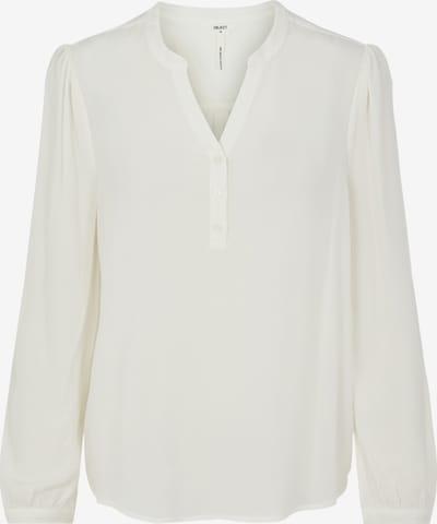 Bluză OBJECT pe alb, Vizualizare produs