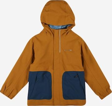 VAUDE Outdoor jacket in Brown