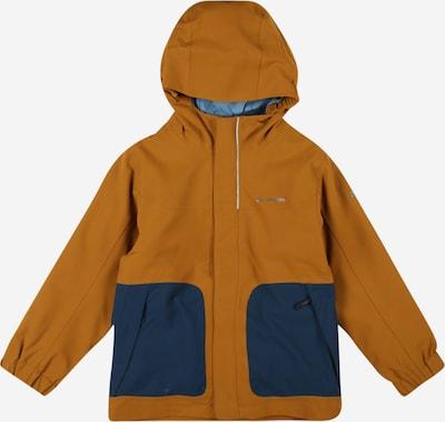 VAUDE Outdoor jacket in Navy / Brown, Item view