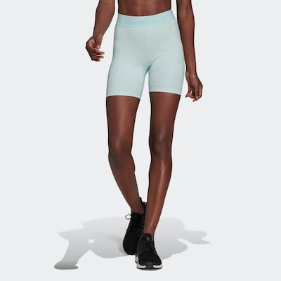 ADIDAS PERFORMANCE Shorts in mint: Frontalansicht