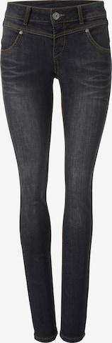 Jeans de la heine pe negru