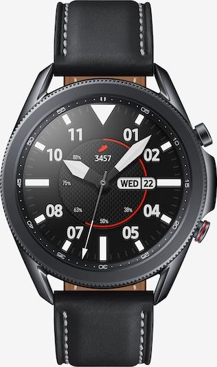 SAMSUNG Smartwatch in hellbraun / rot / schwarz / weiß, Produktansicht