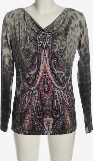 Travel Couture Langarm-Bluse in XS in blau / hellgrau / pink, Produktansicht