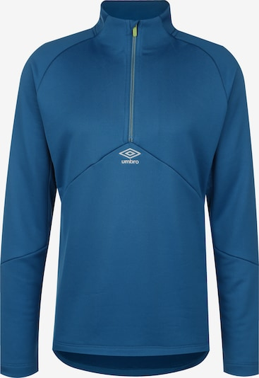 UMBRO Trainingssweatshirt in blau, Produktansicht