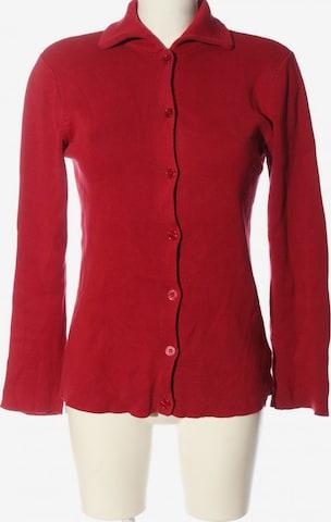 Filippa K Sweater & Cardigan in M in Red