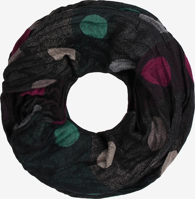 IZIA Loop scarf in mixed colours, Item view