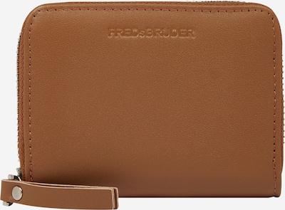 FREDsBRUDER Tegnebog 'Nugget' i brun, Produktvisning