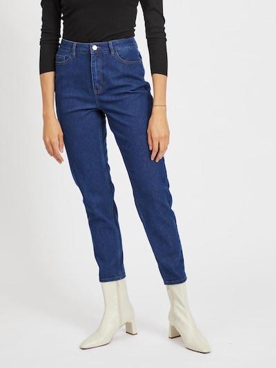 VILA Jeans 'Amalia' in blue denim, Modelansicht