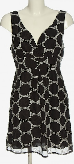 Lavand Minikleid in L in schwarz / weiß, Produktansicht