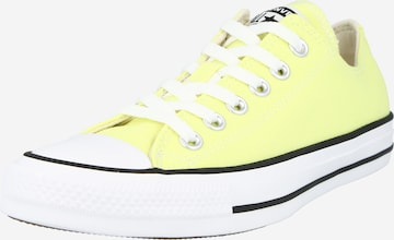 CONVERSE High-Top Sneakers 'CHUCK TAYLOR ALL STAR PET CANVAS' in Yellow