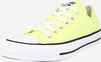 CONVERSE Sneakers laag 'CHUCK TAYLOR' in de kleur Lichtgeel / Wit, Productweergave