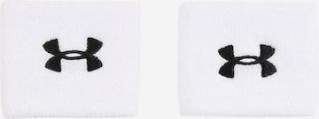UNDER ARMOUR Schweißband in Weiß