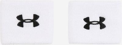 UNDER ARMOUR Potítko - čierna / biela, Produkt