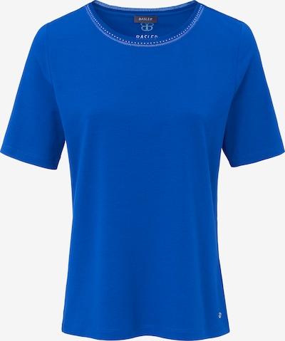 Basler T-Shirt in royalblau, Produktansicht