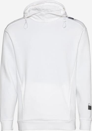 PUMA Bluzka sportowa w kolorze czarny / białym, Podgląd produktu